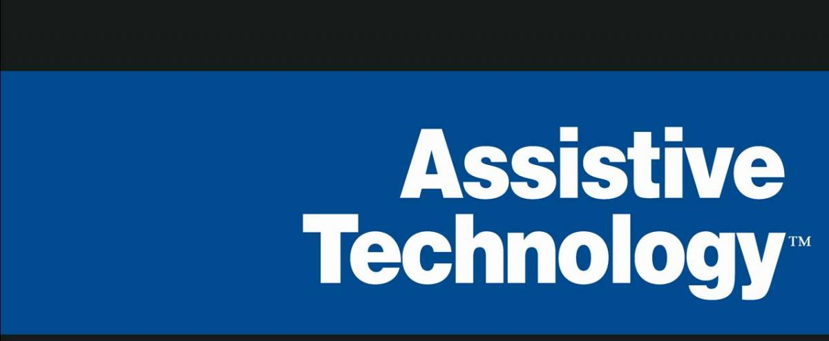 Assistive Technology Journal Logo