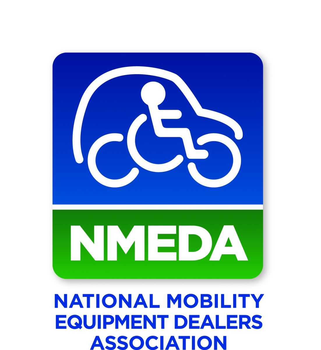 National Mobility Equipment Dealers Association (NMEDA) Logo