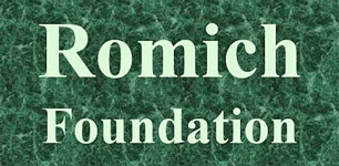 Romich Foundation logo