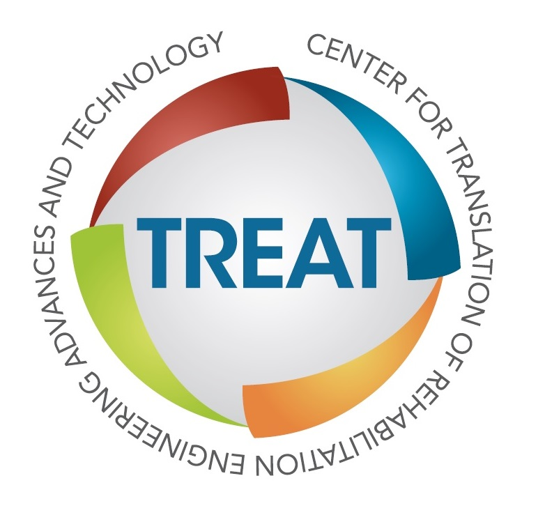 Center for the Translation of Rehabilitation Engineering Advances & Technology (TREAT)Logo