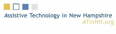 Assistive Technology in New Hampshire (AT in NH)Logo