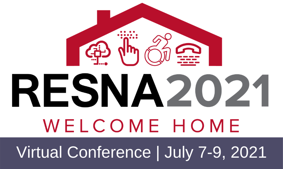 RESNA 2021 Virtual Conference: Welcome Home