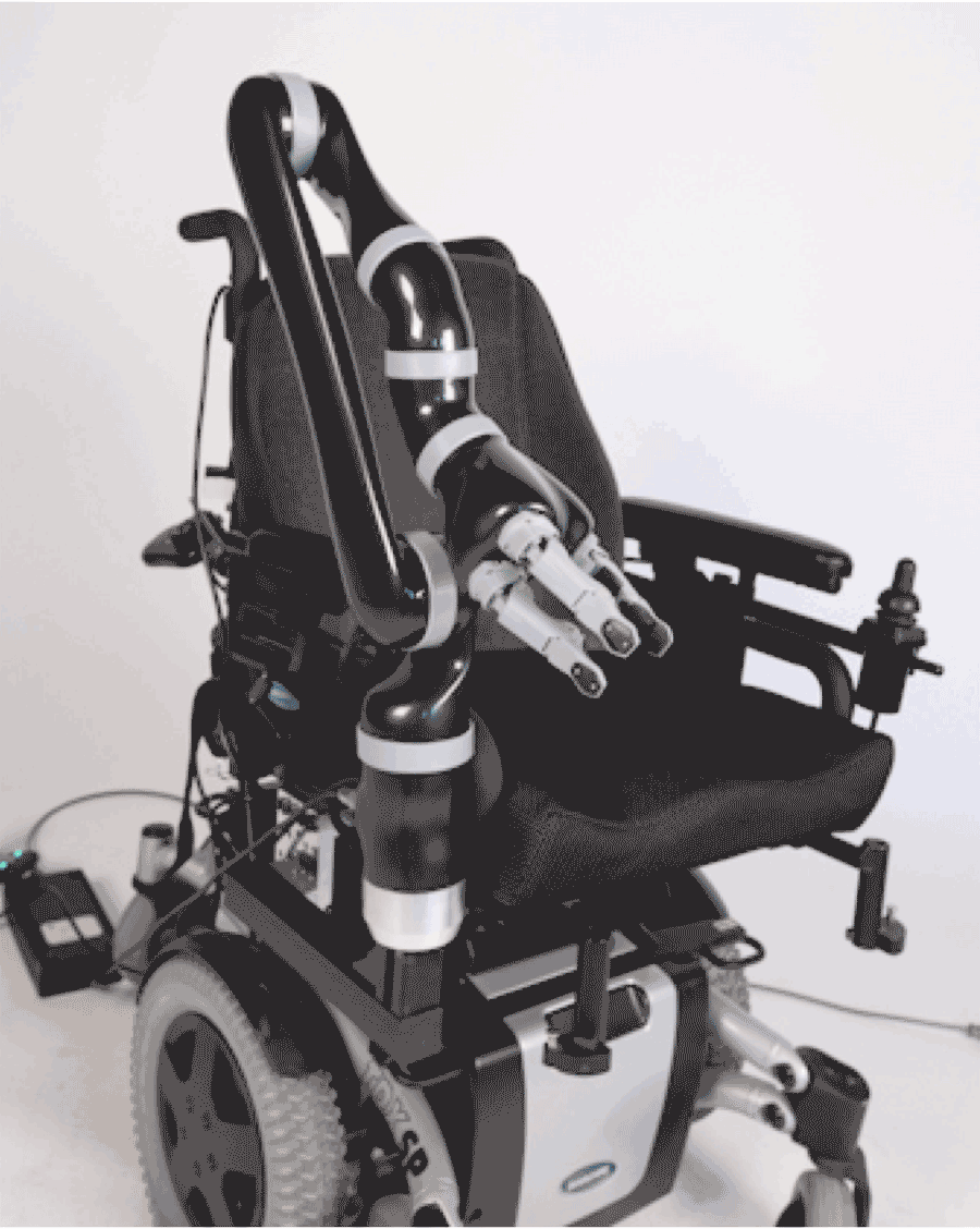 Benefits Of Jaco Robotic Arm On Independent Living And Social
