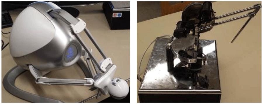 HAPTIC TELEROBOTICS: APPLICATION TO ASSISTIVE TECHNOLOGY FOR ...