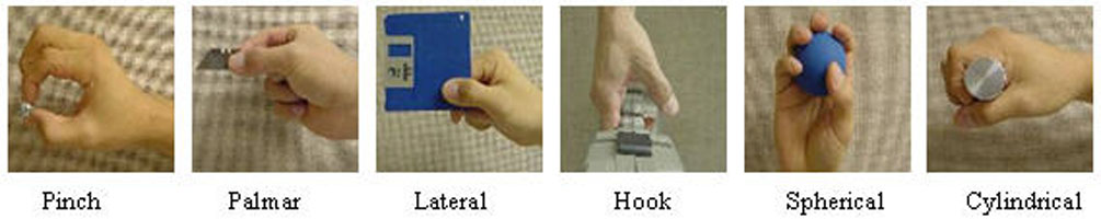 Towards Mechanomyographic Control Of Multi Articulated Upper Limb Prosthesis The Existence Of A Functional Mapping Between Grip And Forearm Vibrations