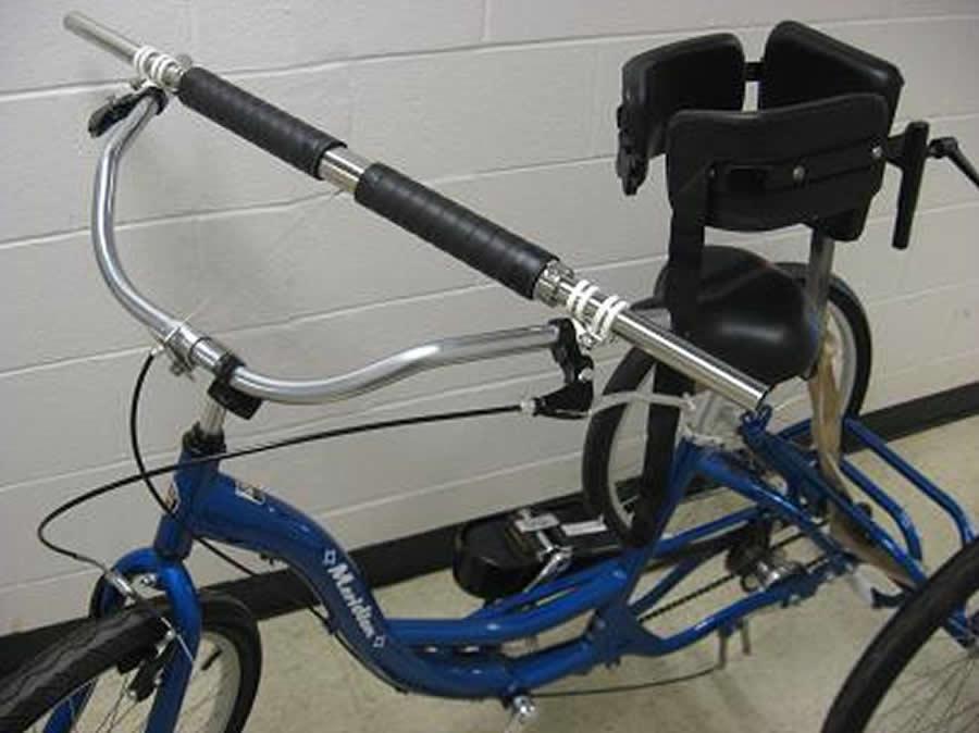 Custom Tricycle Brake System