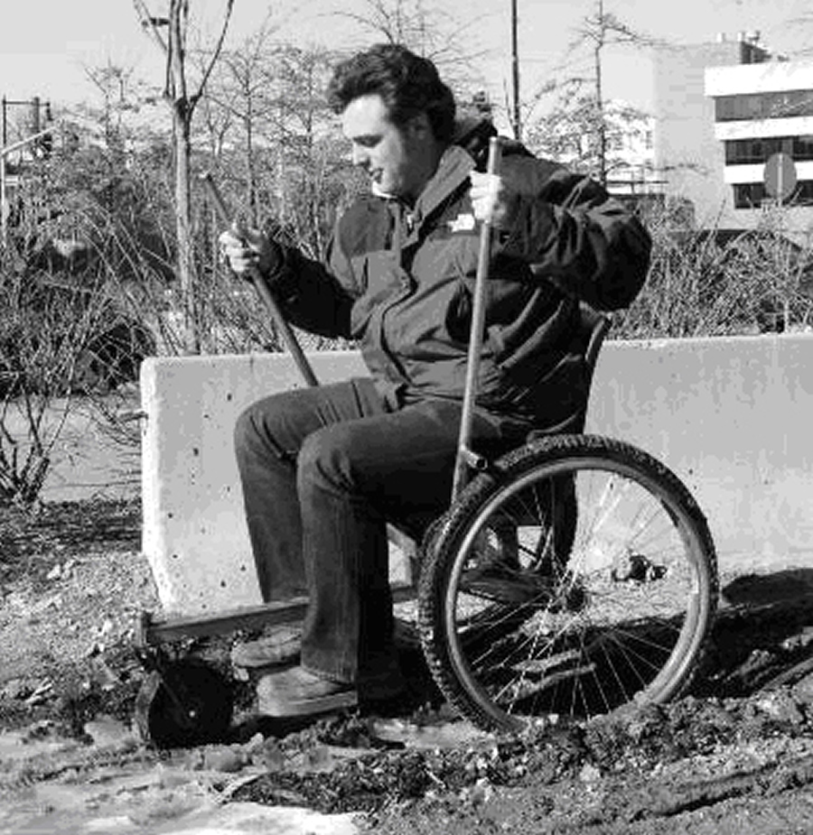 Leveraged Freedom Chair the leveraged freedom chair: a wheelchair designed for developing